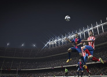 Cristiano Ronaldo crowned top goal-scorer in FIFA 14