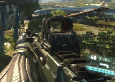 Crysis 3 'Rising' above Metal Gear