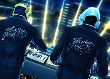 DJ Hero causing a 'SandStorm' by Darude