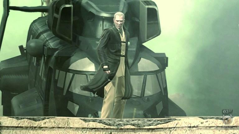 DLC: Metal Gear Solid 4: Guns of the Patriots