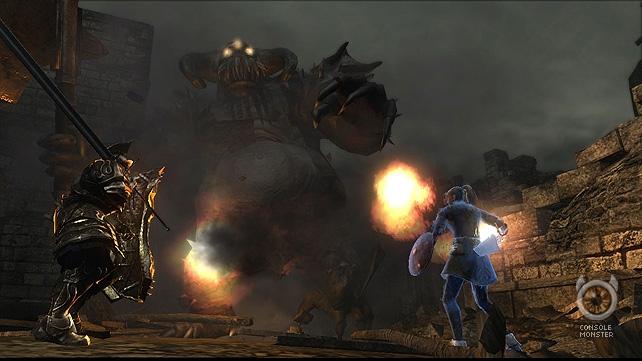 Dark Souls confirmed for Europe & US in 2011