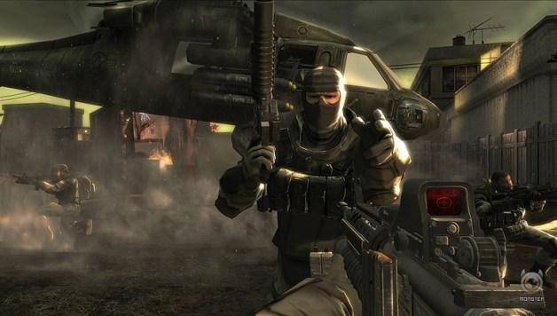 Demo: BlackSite: Area 51