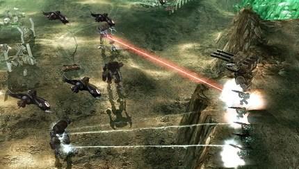Demo: Command & Conquer 3 Tiberium Wars