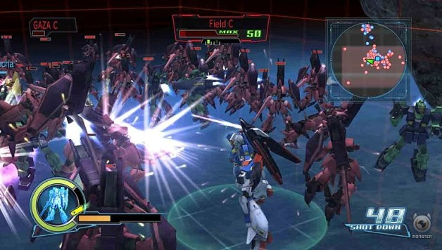 Demo: Dynasty Warriors: GUNDAM
