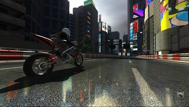 Demo: MotoGP 07