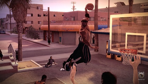 Demo: NBA Street Homecourt