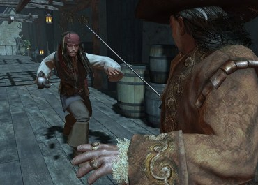 Demo: Pirates of the Caribbean