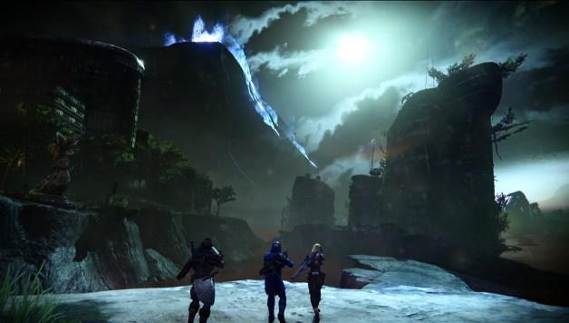 Destiny - Venus Gameplay Trailer