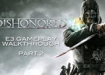 Dishonored - Golden Cat E3 Brutal Walkthrough - Part 2