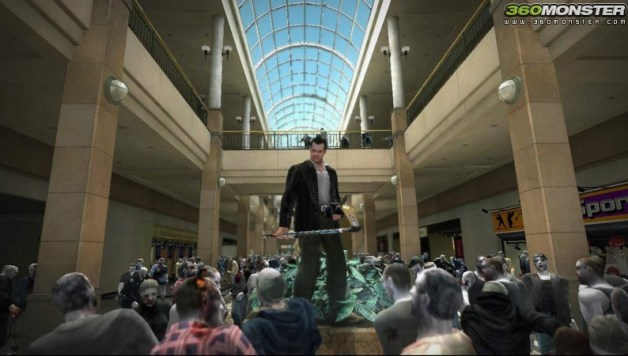 Downloadable content for Dead Rising announced