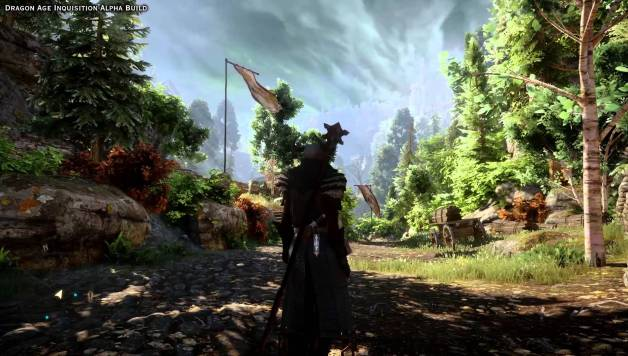 Dragon Age: Inquisition - Gameplay Part 1: The Hinterlands