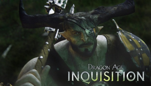 Dragon Age: Inquisition - The Iron Bull