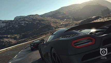 DriveClub will have an install size of 17GB
