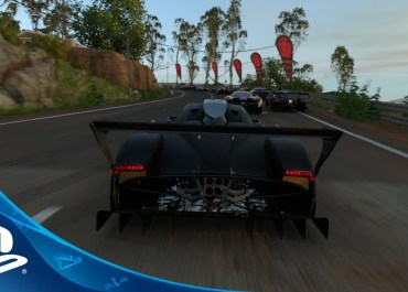 Driveclub - India Circuit - Pagani Zonda R Gameplay