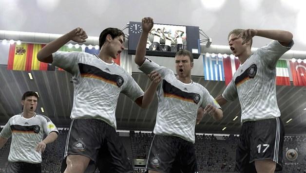 EA Announce UEFA EURO 2008