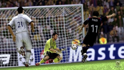 EA Announces UEFA Champions League 2006-2007