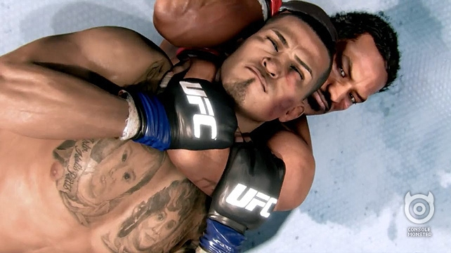 EA Sports UFC kicks Watch Dogs down to second place