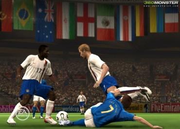 EA Sports announce 2006 Fifa World Cup