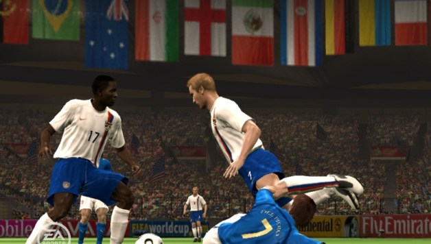 EA Sports announce 2006 Fifa World Cup