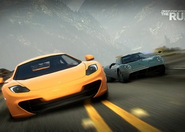 EA announce Need For Speed The Run