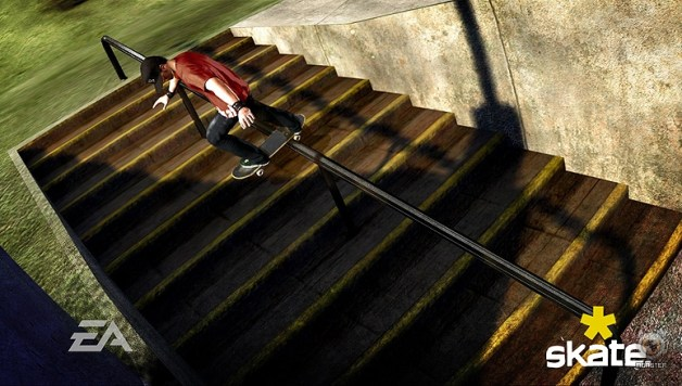 EA gets more 'street' with SKATE