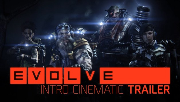 Evolve - Intro Cinematic