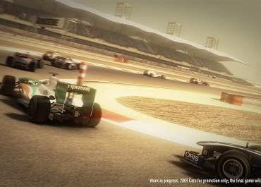 F1 2010: The Game Dev Diary