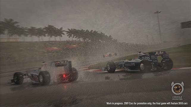 F1 2010 returns in September