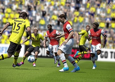 FIFA 13 Ultimate Team Royal XI Revealed