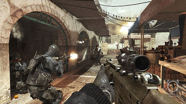 First Call of Duty: Modern Warfare 3 DLC now available