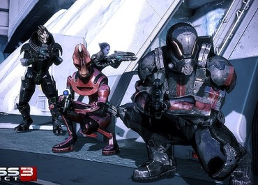 First glimpse of Mass Effect 4 unveiled at Comic-Con