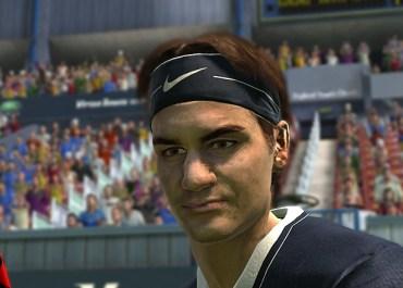 First new screenshots for Virtua Tennis 2009