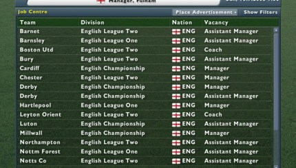Football Manager 2006 goes Live