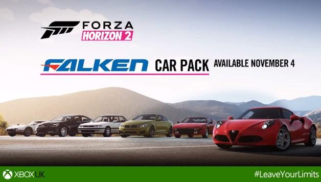 Forza Horizon 2 - Falken Car Pack