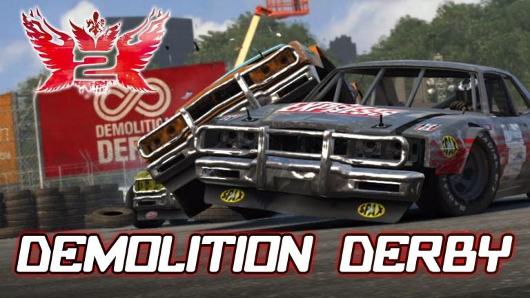 GRID 2 - Demolition Derby Trailer
