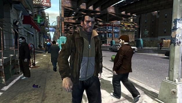 GTA IV PS3 bundle confirmed