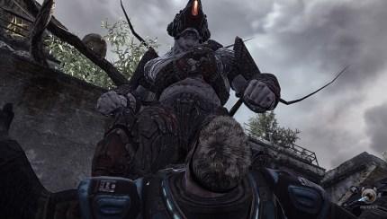 Gears Of War 2 Announced