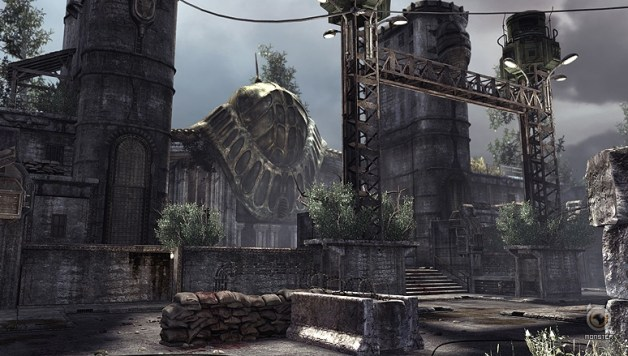 Gears of War 2 Gameplay Video - Here