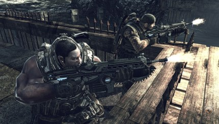 Gears of War 2 Snowblind Map Pack (DLC) Review