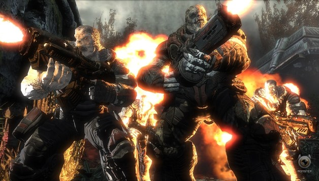 Gears of War 2 Trailer Dismissed