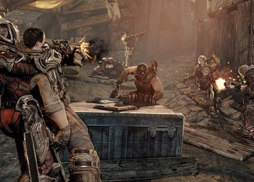 Gears of War 3 - 1 Year Anniversary Event