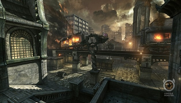 Gears of War 3 Preview