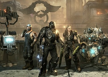 Gears of War 3 multiplayer maps revealed