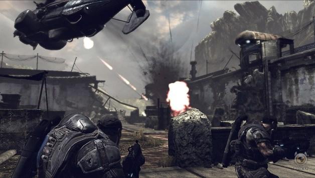 Gears of War Dated