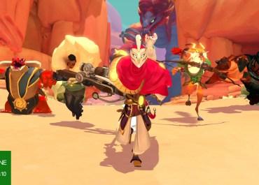 Gigantic - Gameplay Trailer