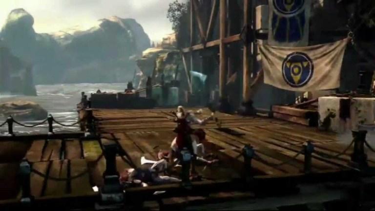 God of War: Ascension - E3 2012 Gameplay demonstration