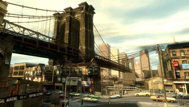 Grand Theft Auto: IV Website Update