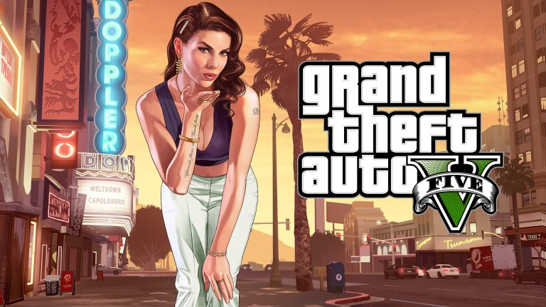 Grand Theft Auto V - A Picket Fence and a Dog Named Skip
