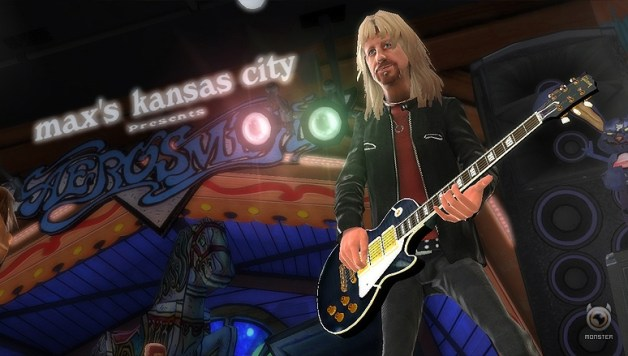 Guitar Hero: Aerosmith Concept Art Released