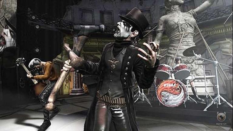 Guitar Hero: Metallica Demo
